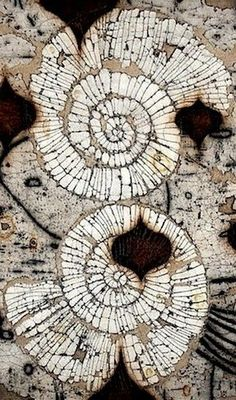 Eric Gonzales - 'Gemini' He creates paintings of organic structures etched within grids of mixed media surfaces composed of rich dried pigments, clay and powdered marble. Patterns In Nature, Textures Patterns, Motifs Organiques, Art Grunge, Organic Art, Encaustic Art, Ammonite, Natural Forms, Mixed Media Collage
