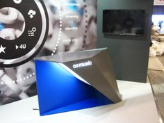 STAND Ndrive / Nmusic . Mobile World Congress 2013 on Behance