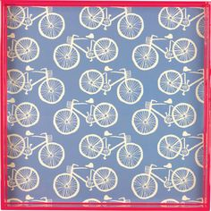 Beach Cruiser Serving Tray - Durable, stunning, simple to use and essential for all your gatherings, indoors and out.