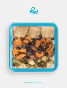 Enjoy the flavors of Thanksgiving all year-round with this quick and easy take on Turkey Day!