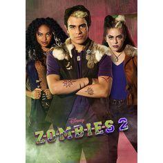 Disney Original Movies, Disney Movies, Disney Channel, Teen Wolf, Zombie Birthday Parties, Meg Donnelly, Baby Ariel, Zombie Disney, Zombie Movies