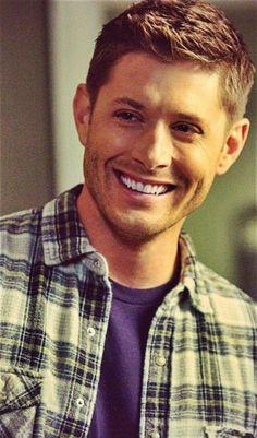 His smile.....gorgeous man