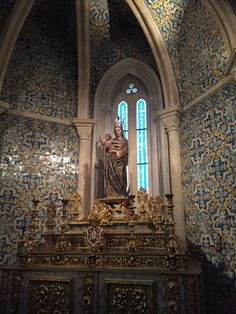 Tiles inside church in Portugal Algarve, Portuguese, Portugal, Tiles, Traditional, Building, Beach, Travel, Beautiful
