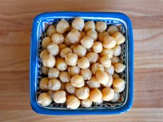 Learn how to soak and cook dried chickpeas or garbanzo beans to prepare them for use in recipes. Includes storage and freezing techniques.