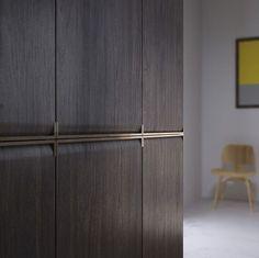 Decorative and Architectural Hardware Cabinet Design, Door Design, Wall Design, Joinery Details, Interior Architecture, Interior Design, Wardrobe Design, Kitchen Handles, Kitchen Design
