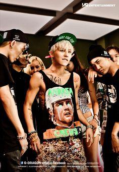 G-Dragon. Crayon
