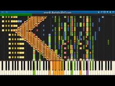 What Does The Fox Say [Synthesia] - YouTube