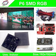 P4 P5 P6 P7.62 Indoor Full Color Stage LED Display Board Online with $994.77on Jyxled's Store   DHgate.com