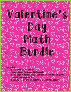 valentine heart graphing worksheet