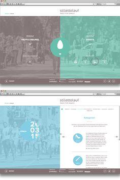 Kunde: OK Stilettolauf Zürich | Branche: NPO | Werbemittel: Responsive-Website | Erscheinung: einmalig | Umfang: Standard /