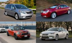 Research firm J.D. Power and Associates has been producing its annual U.S. Vehicle Dependability Stu... - Most Dependable