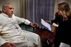 Lanacion.com | Elisabetta Piqué: Humour, anecdotes and a laid back Pope on a rainy afternoon at the Vatican -
