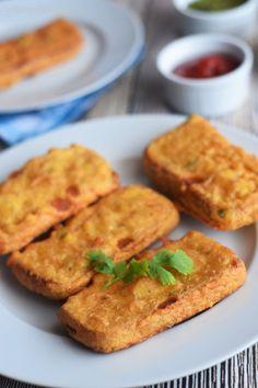 Cookingwithsapana: Bread  Pakora