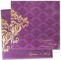 Buy Hindu Wedding Cards & Indian Wedding Invitations Online