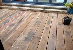 place to get recycled timber in Sydney AU