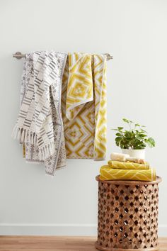 From super soft bath towel sets to decorative bath towels in exclusive designs, World Market offers an array of towels to help you dry off without soaking your budget. Laundry Shop, Laundry Storage, Bath Towel Sets, Bath Towels, World Market, Bed & Bath, Home Decor Styles, Laundry Basket, Future House