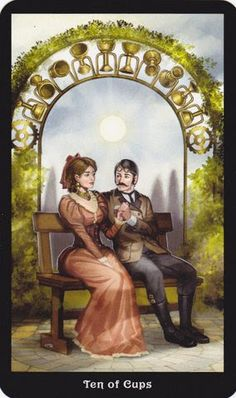 Steampunk (Tarot) - Monsieur Quatre - Picasa Web Albums