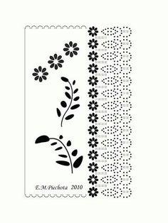 Pattern by Ewa M Piechota
