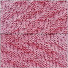 12 vändbara stickmönster (strukturmönster) till halsdukar, sjalar, filtar ... Rose Buds, Knitting Patterns, Threading, Knit Patterns, Knitting Stitch Patterns, Loom Knitting Patterns