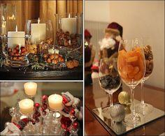 A organizadora de festas Marcelle Braga dá ótimas dicas de como deixar sua casa linda para o fim de ano e, o melhor, gastando pouco. Alguns objetos simples, como taças e recipientes de vidro, podem…