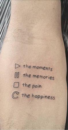 Bff Tattoos, Dream Tattoos, Mini Tattoos, Future Tattoos, Body Art Tattoos, Small Tattoos, Tattoo Quotes, Tatoos, Herz Tattoo Klein