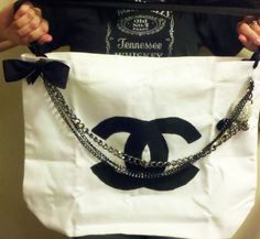 Class for Less Cash: D.I.Y Chanel Bag Tutorial