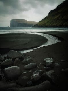 Faroe Islands by Julian Calverley.