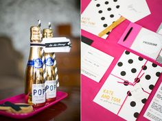 Kate Spade Inspired Wedding Event // photo Anneli Marinovich Photography