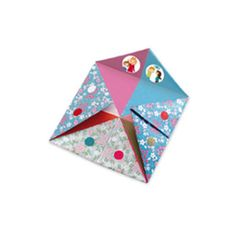 Remember these as a child? Djeco Fortune Tellers | Childrens Origami & Kirigami by Djeco