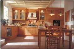 Traditional European Inspired Cabinetry