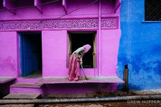 Lady in Pink by DrewHopper.deviantart.com on @DeviantArt