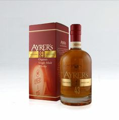 Ayrer´s Red 43 [German/Franconian Single Malt Whisky]