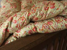 Eiderdown - found on countrystyleliving.co.uk