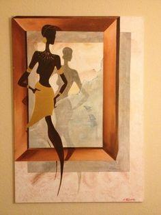 "Saatchi Art Artist: Eka Peradze; Acrylic 2013 Painting ""Eka Peradze. 3D Painting.#97"""