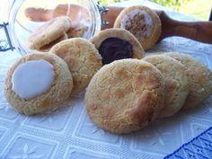 """Una pincelada en la cocina: pastas tipo """"reglero"""" de almendra (sin mantequilla..."""