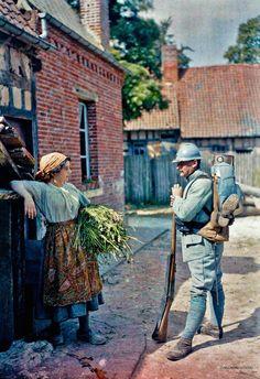 Elles étaient en guerre (1914-1918). 13/10/14. 20h45. France 3