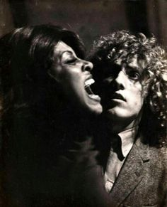 Tina turner as the Acid Queen in the film Tommy