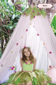 Image detail for -Little Girl Canopy Bed