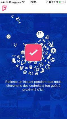 Foursquare new app - iPhone