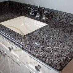 Blue pearl granite | Kitchen makeover | Pinterest | Blue pearl ...