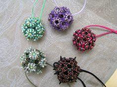 My 5 Big Rula Air balls( designer Akke Jonkhof) www.akkesieraden.nl