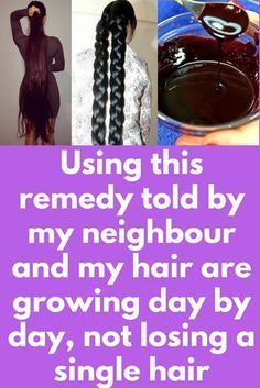 Using this remedy told by my neighbour and my hair are growing day by day, not losing a single hair Today I am going to share a secret remedy that is guaranteed solution for fast hair growth Just use this remedy 1 hour before hair wash and in just 1 week you can see the difference Coconut oil Coffee powder Curd What to do: Take 2 table spoon coffee powder in a mixing bowl Add …