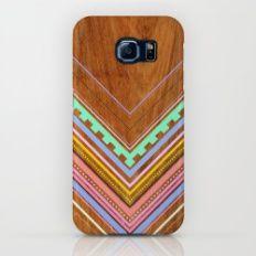 Aztec Arbutus Galaxy S7 Slim Case