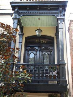 savannah porch steps - Yahoo Image Search Results