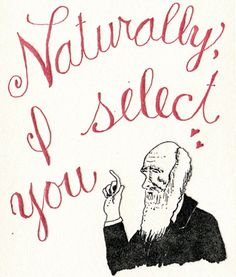 Darwinian valentine ftw