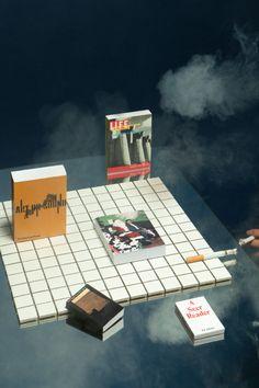 books for Mousse n°45 /    art direction: Rio Grande /   set: Rio Grande + Mi Dong