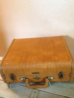 Vintage samsonite suitcase by Atailoredhome89 on Etsy