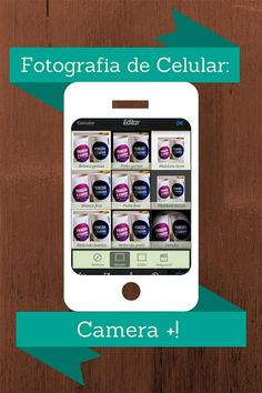 Pra quem curte fotografia de celular, dica de aplicativo completinho!