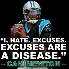 Carolina Panthers #1 Cam Newton