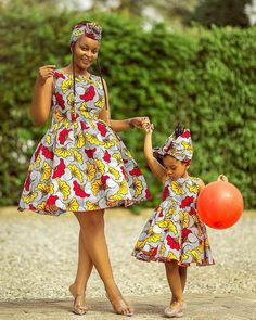African Print Dresses Styles For Ladies 2019 Ankara Styles For Kids, African Dresses For Kids, African Children, African Print Dresses, African Fashion Ankara, Latest African Fashion Dresses, African Print Fashion, Indian Fashion, African Attire